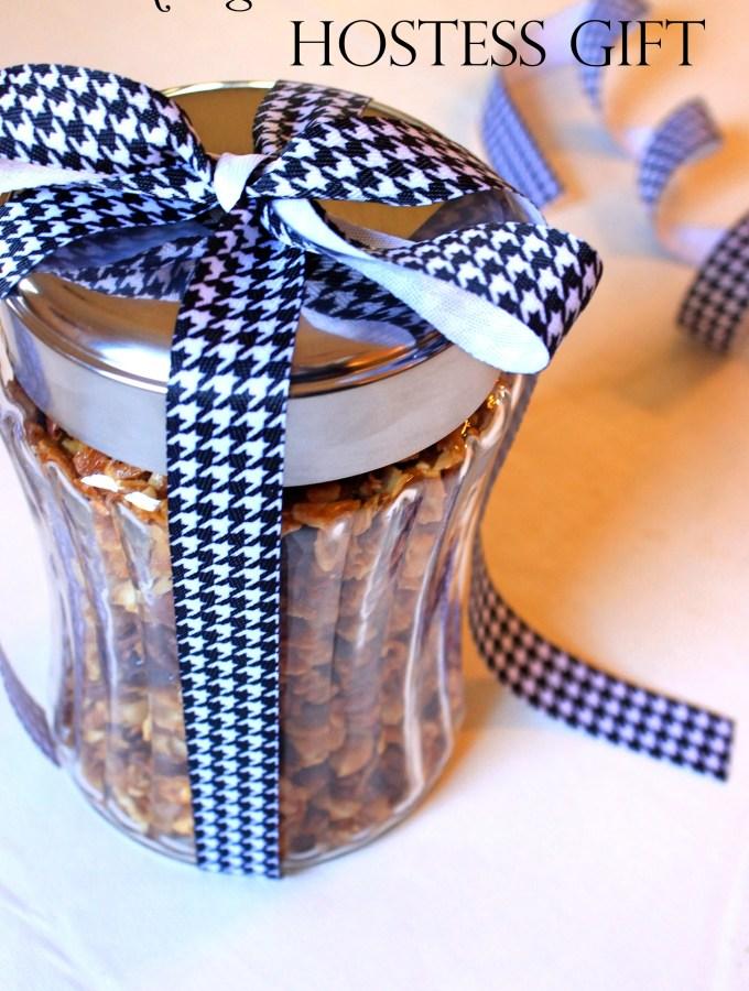 Matzah Granola Hostess Gift