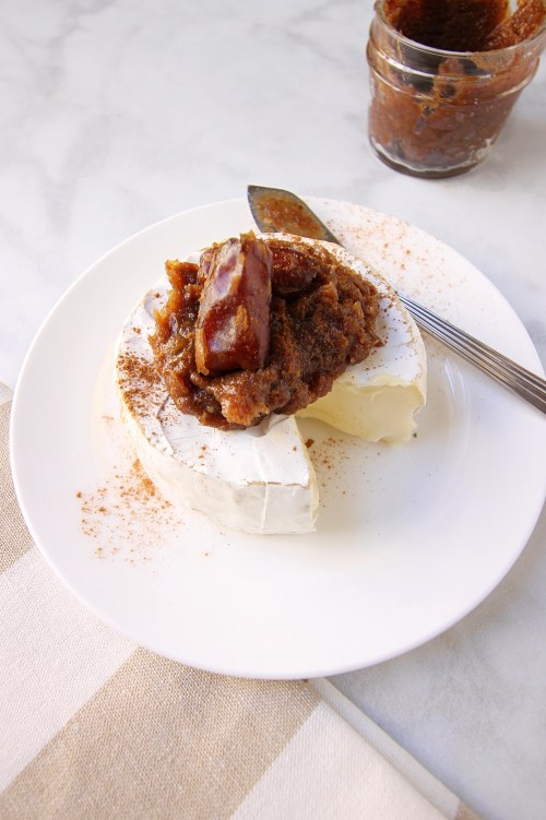 Sephardic Charoset Cheese Board