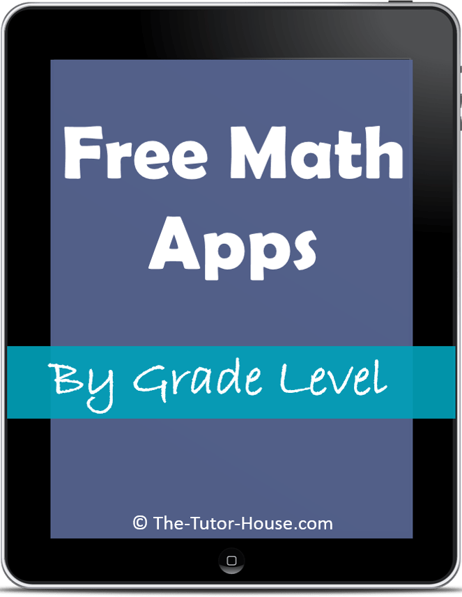 Free Math Apps By Grade Level - thetutorcoach.com