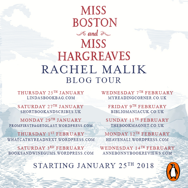 Miss Boston and Miss H Blog Tour