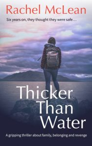 Thicker Than Water book cover