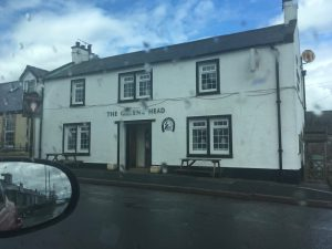Pub in Gretna Green