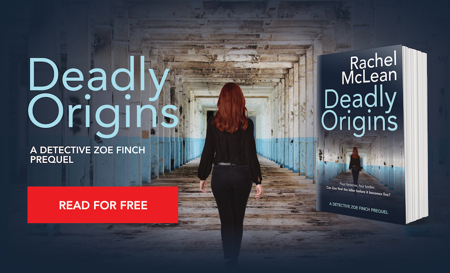 Deadly Origins - free and exclusive book