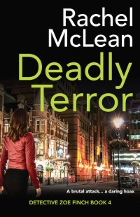 Deadly Terror by Rachel McLean