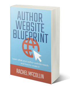 Author Website Blueprint by Rachel McCollin