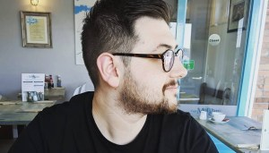 Interview with Charlie Benton, Fantasy and Sci-fi Author