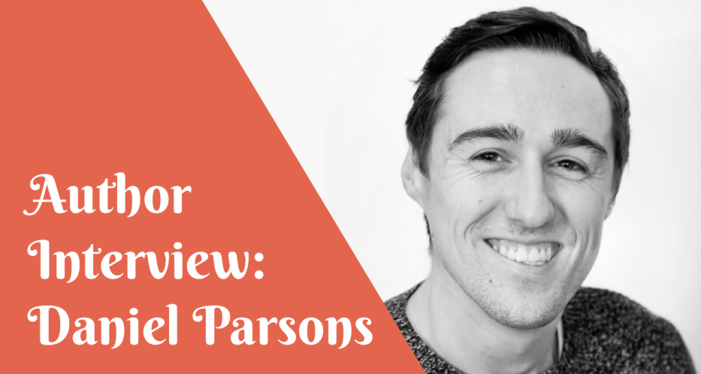 Author Interview: Daniel Parsons