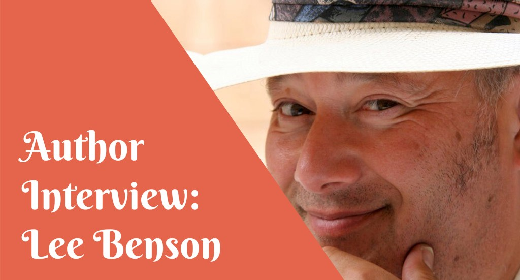 Author Interview Lee Benson
