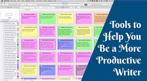 Being a Productive Writer and Winning NaNoWriMo – Tools That Can Help