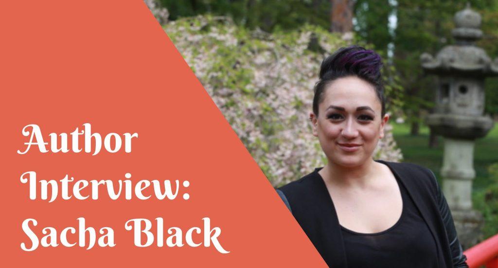 Author Interview Sacha Black