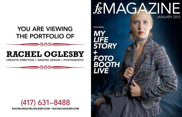 The Portfolio of Rachel Oglesby