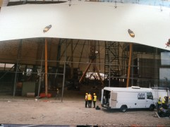 filming-at-millennium-dome
