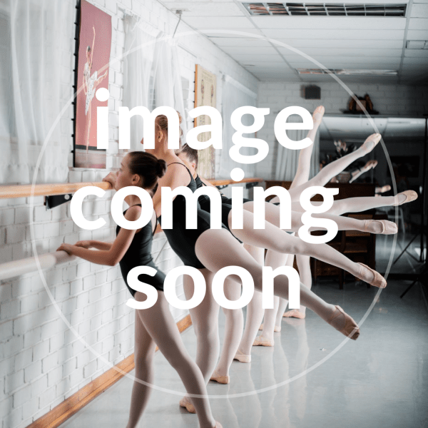 Image of dancers at a Ballet Barre. A white circle and text saying 'image coming soon' is layered over the top