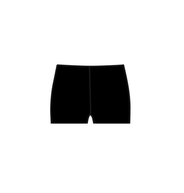 Gymnastics shorts
