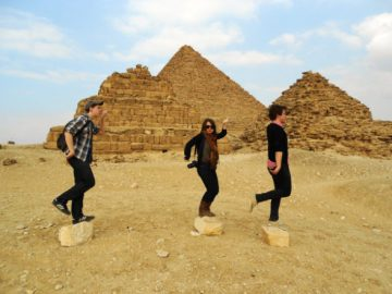 three-kids-walking-like-egyptians