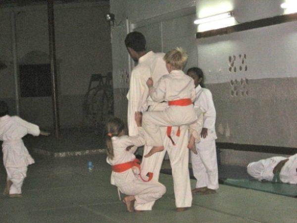 judo in djibouti