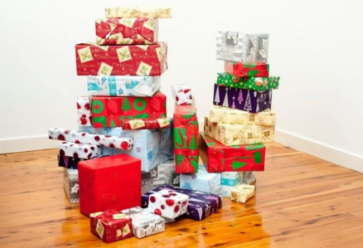 present pile