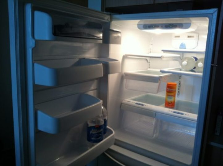 When You have a teenager, you have an empty fridge