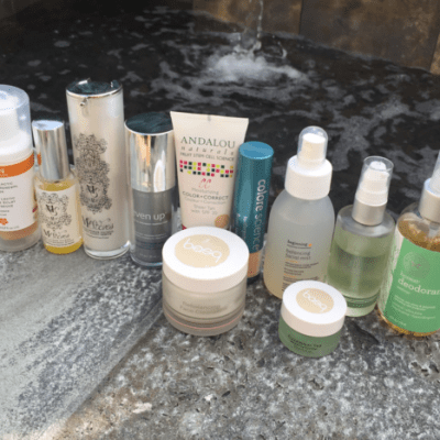 Top 10 Natural Beauty Products