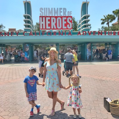 Got A Mini Super Hero? Hero Up This Summer at Disneyalnd!