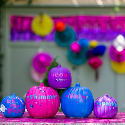 Shimmer and Shine Halloween Crafts