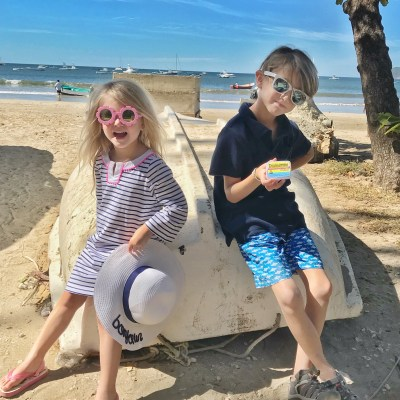 Costa Rica Vacation with Kids