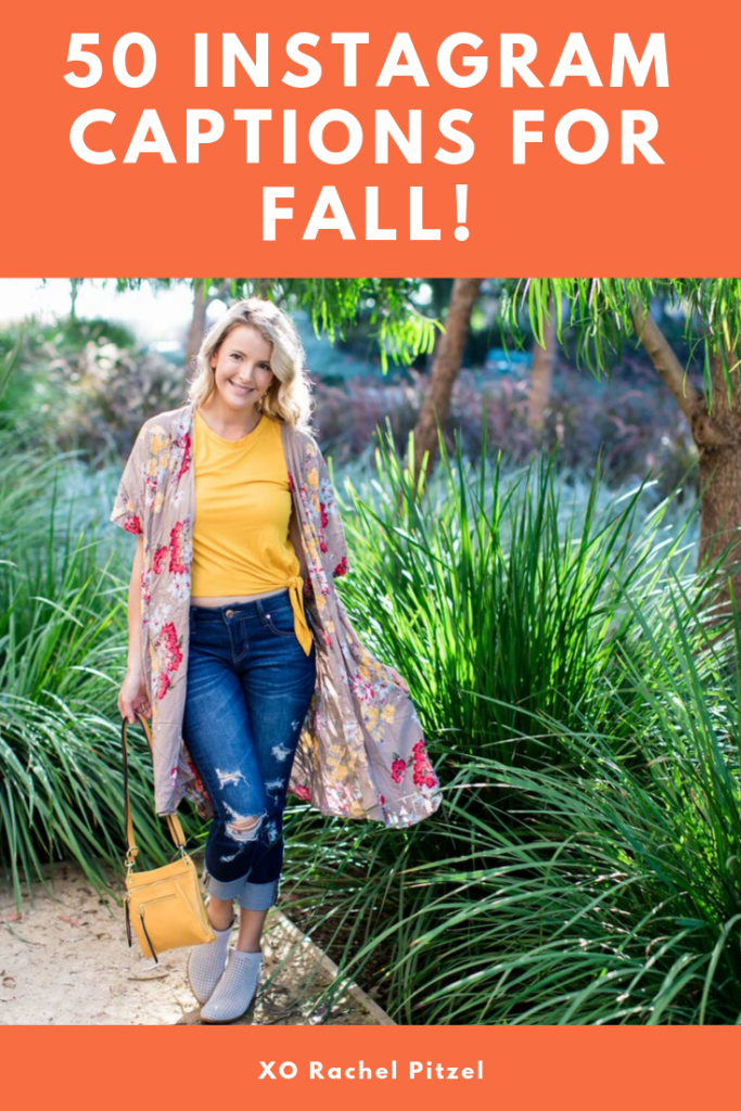 fall autumn instagram insta captions apples pumpkins quotes puns funny cute rachel pitzel seasons weather sweater gourd harvest thanksgiving halloween pumpkin spice latte