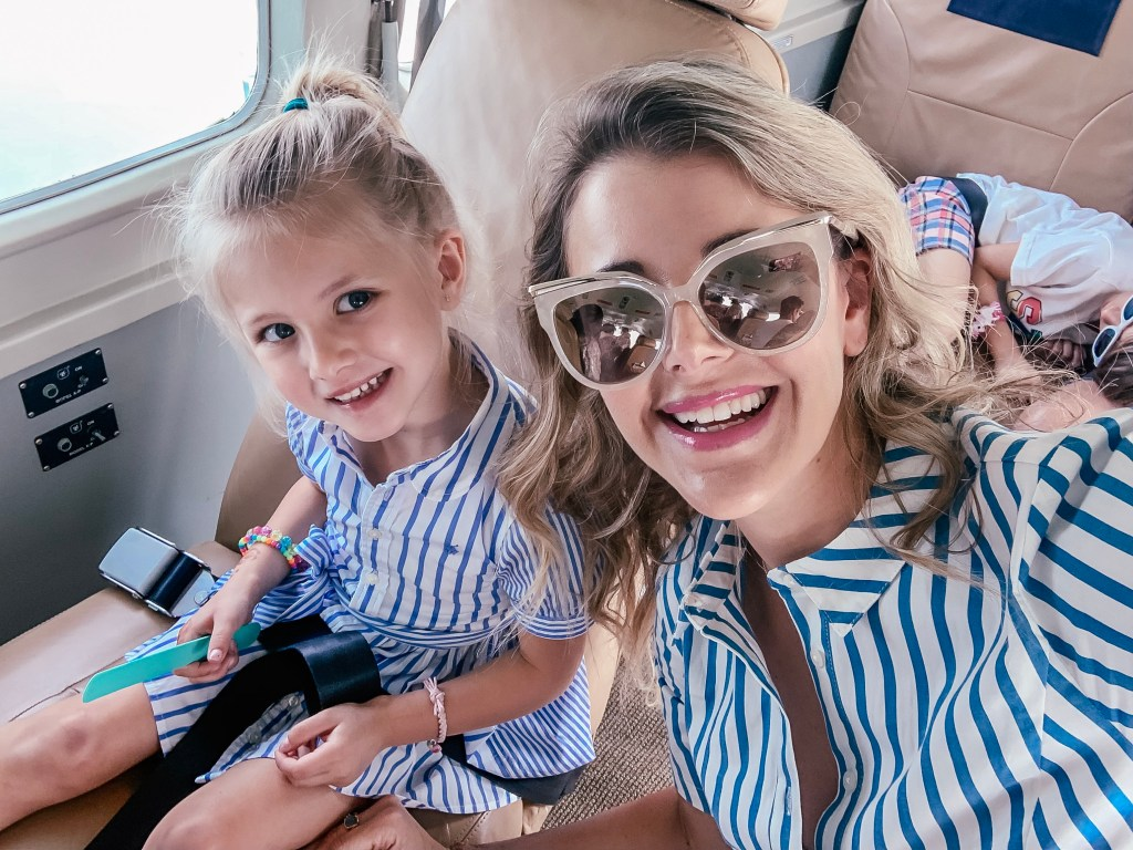 Traveling with Kids: Tip & Tricks by Life + Style blogger, Rachel Pitzel