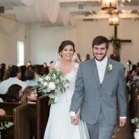 Stephanie & Jake's Sainte Terre Wedding