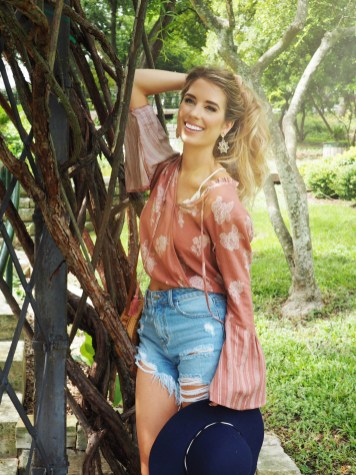 Austin fashion blogger rachel prochnow