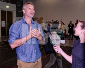 Interviewing Cameron Daddo