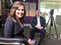 Interviewing Room to Read found John Wood for One Plus One