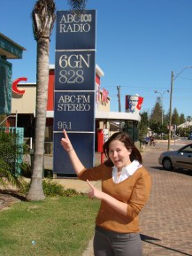 My last day at the ABC in Geraldton