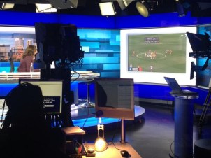 That time I watched the Fremantle Dockers on the Grand Final between news bulletins