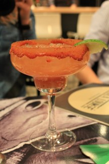 Tequila Lounge - Cocktail à base de Taramin - Hungry Rachel