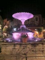 La fontaine de la Place del Baratillo