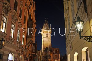 Prague: Around town