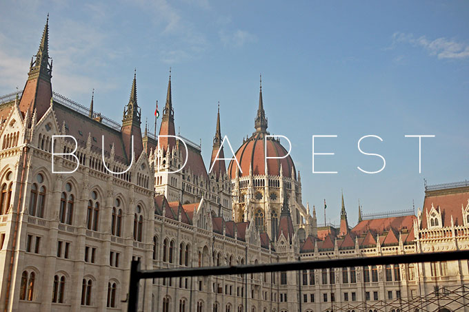 Budapest: Around town in six hours