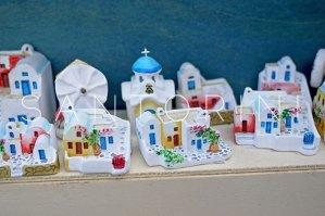 Santorini: The streets