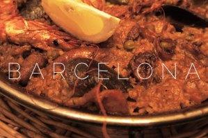 Barcelona: Paella