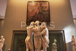 Paris: the Louvre