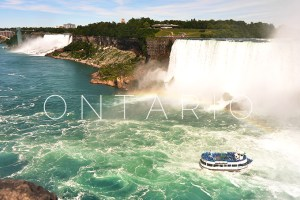Ontario: Niagara Falls