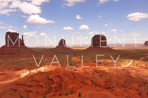 Arizona/Utah: Monument Valley