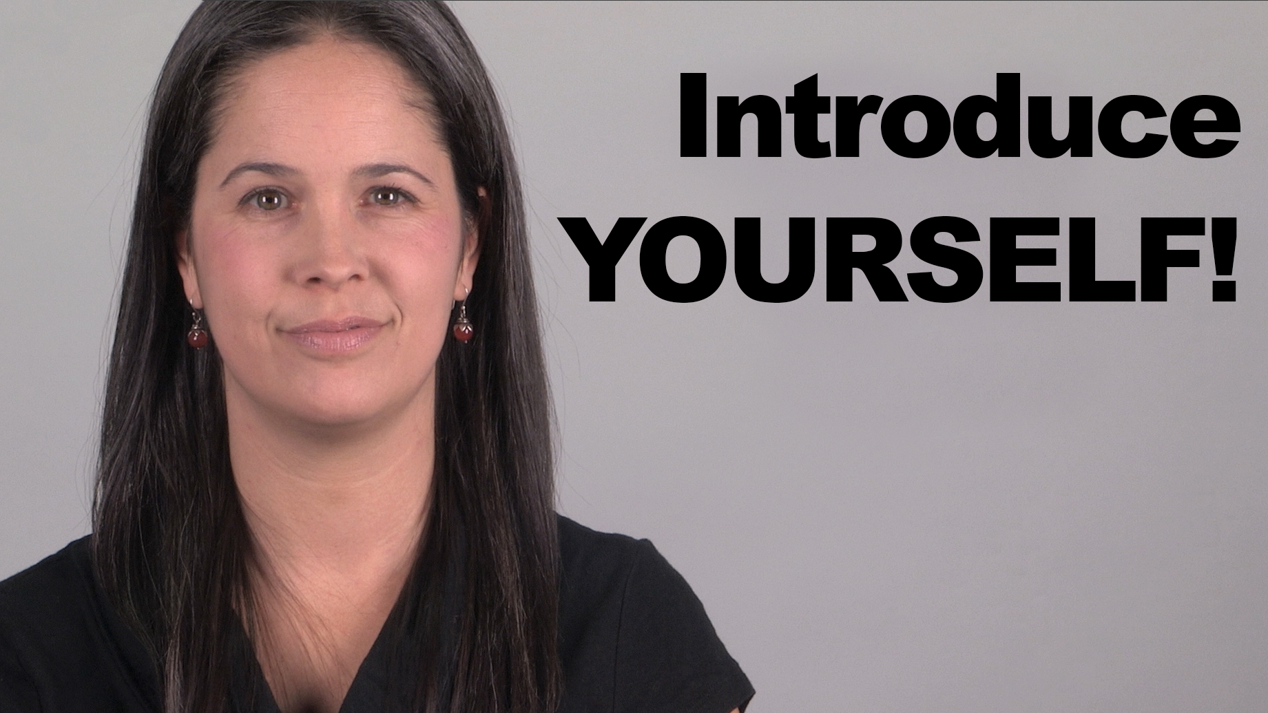 Introducing Yourself Challenge Make A Video For Rachel S