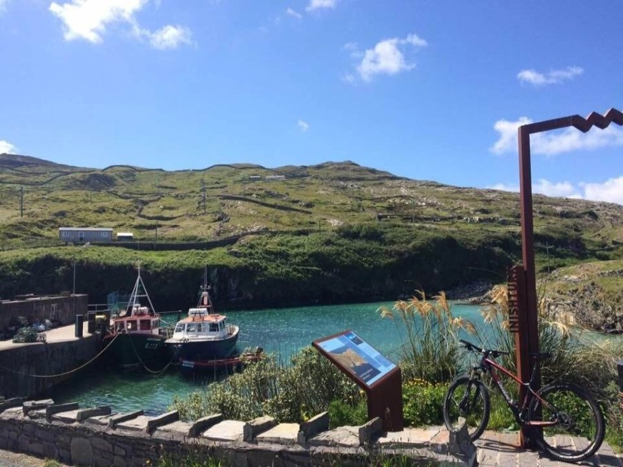 Inishturk Island Trail County Mayo Wild Atlantic Way Ireland