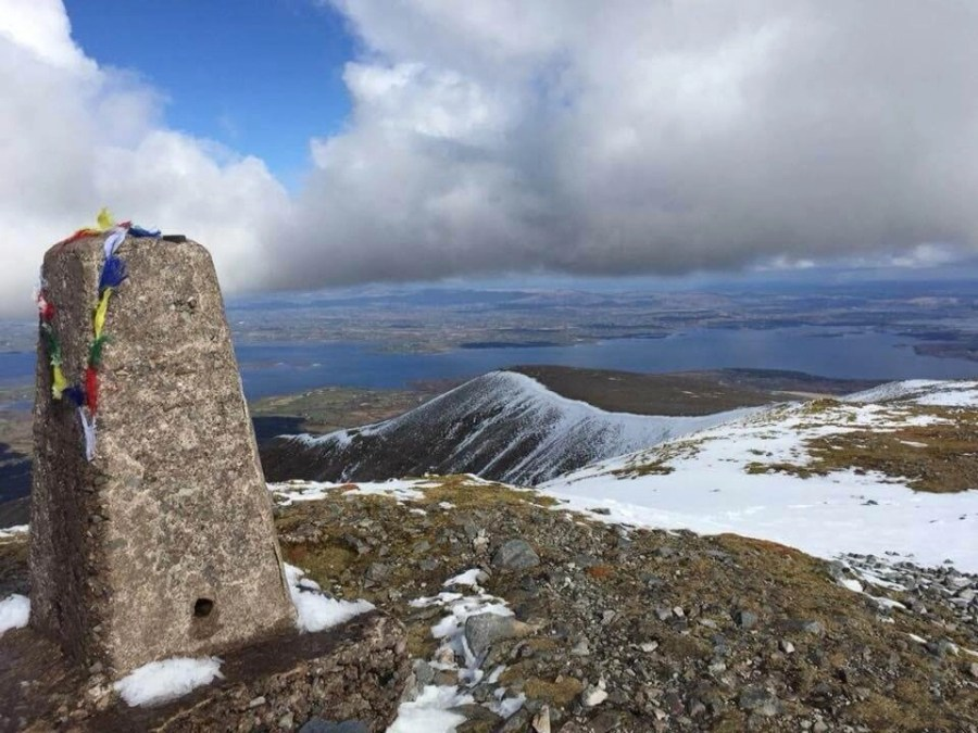 Nephin Mountain Trail County Mayo Ireland, Rachel's Irish Adventures, best trails in Ireland