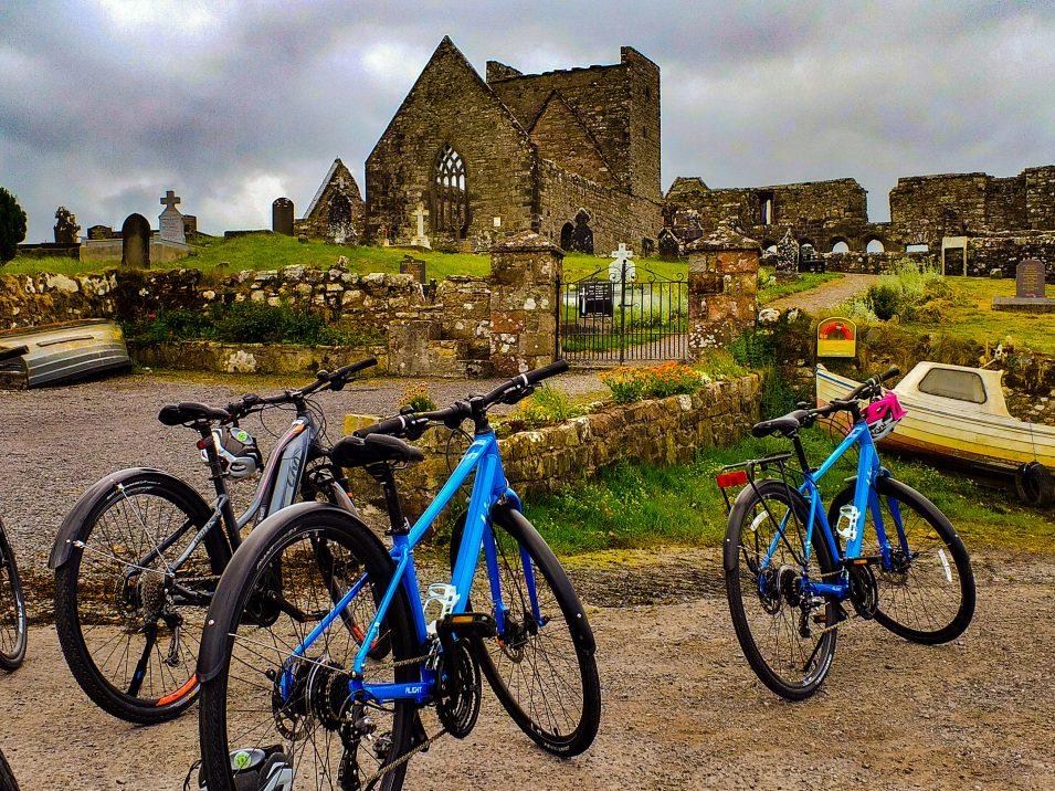 Bike tour west Ireland