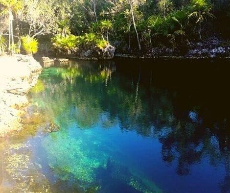 Cueva de los peces