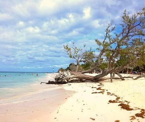Guadalavaca beach