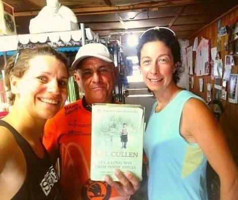 The cycling teacher of San Diego de los Baños